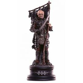 Eaglemoss Lord of the rings chess 08 Gothmog black bishop-