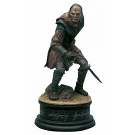 Eaglemoss Lord of the rings chess 12 Orc swordsman black pawn-