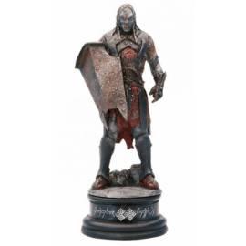 Eaglemoss Lord of the rings chess 14 Shagrat black knight-