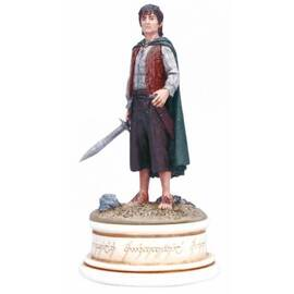 Eaglemoss Lord of the rings chess 15 Frodo white pawn-