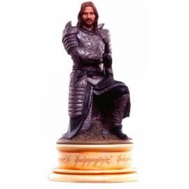 Eaglemoss Lord of the rings chess 17 Faramir white pawn-