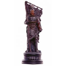 Eaglemoss Lord of the rings chess 18 Orc lieutenant black pawn-