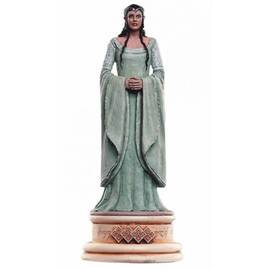 Eaglemoss Lord of the rings chess 29 Arwen white queen-