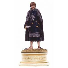 Eaglemoss Lord of the rings chess 31 Pippin white pawn-