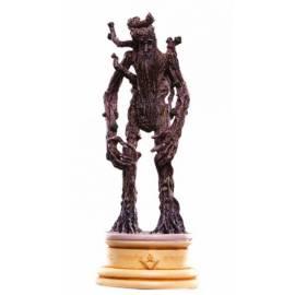 Eaglemoss Lord of the rings chess 38 Treebeard white bishop-