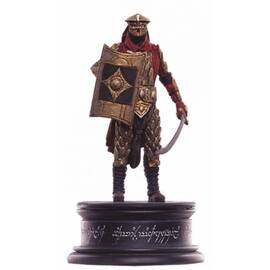 Eaglemoss Lord of the rings chess 41 Easterling black pawn-
