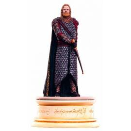 Eaglemoss Lord of the rings chess 44 Gamling white pawn-
