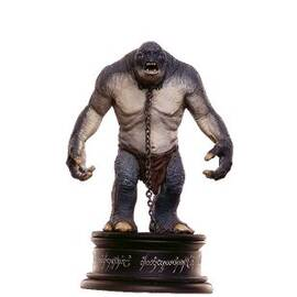 Eaglemoss Lord of the rings chess 45 Cave Troll black pawn-