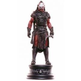 Eaglemoss Lord of the rings chess 51 Lurtz black bishop-