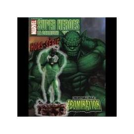 Eaglemoss Marvel Comics Special Abomination boxed with Poster, no Magazine-