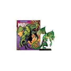 Eaglemoss Marvel Comics Spécial Fin Fang Foom dans sa boite d'origine-