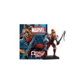 Eaglemoss Marvel Comics Spécial Omega Red dans sa boite-