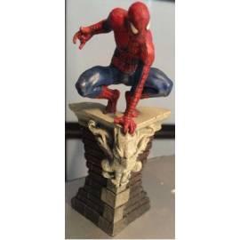 Eaglemoss Marvel Comics Spécial Spider-man Rooftop boxed, no magazine-