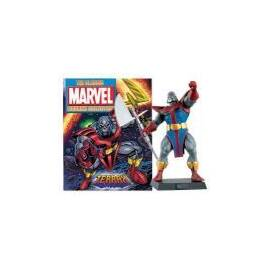 Eaglemoss Marvel Comics Spécial Terrax-