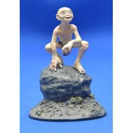 Lord of the rings Eaglemoss 009  Gollum at Emyn Muil-