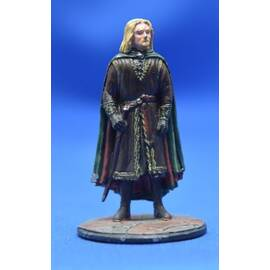 Lord of the rings Eaglemoss 012  King Theoden at White Mountains-