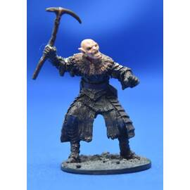 Lord of the rings Eaglemoss 013  Orc Soldier at Dagorlad Plain-