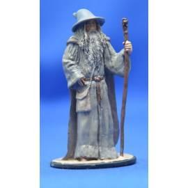 Lord of the rings Eaglemoss 022 Gandalf the Grey at Hobbiton-