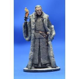Lord of the rings Eaglemoss 025 Denethor at Minas Tirith-