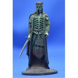 Lord of the rings Eaglemoss 026 King of the Dead at the Cave of Erech-