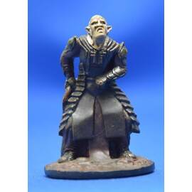 Lord of the rings Eaglemoss 033  Orc Overseer at Isengard-