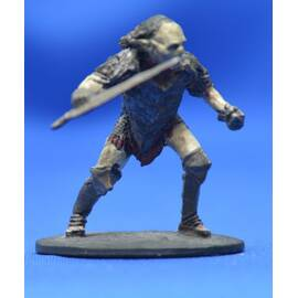 Lord of the rings Eaglemoss 036 Moria Orc at the Mines of Moria-