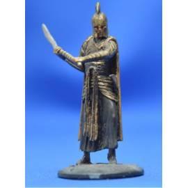 Lord of the rings Eaglemoss 038 Elven Warrior at Dagorlad Plain-