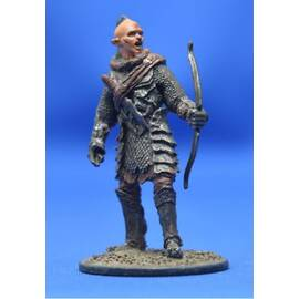 Lord of the rings Eaglemoss 049  Orc Archer at Pelennor Fields-