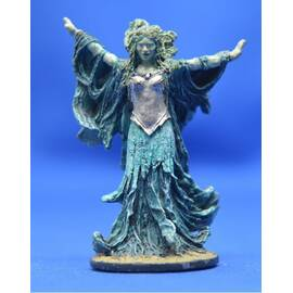 Lord of the rings Eaglemoss 052 Galadriel Possessed at Cara Galadhorn-