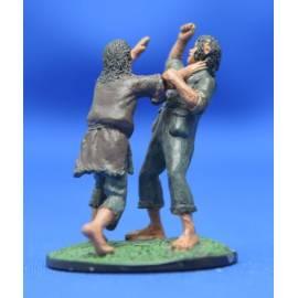 Lord of the rings Eaglemoss 057 Smeagol & Deagol-