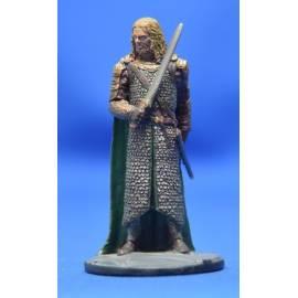Lord of the rings Eaglemoss 059 Gamling at Edoras-