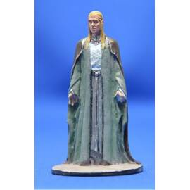 Lord of the rings Eaglemoss 066  Celeborn at the Gray Havens-
