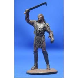 Lord of the rings Eaglemoss 069 Uruk-Hai General at Helms Deep-