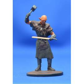 Lord of the rings Eaglemoss 071  Orc Blacksmith-