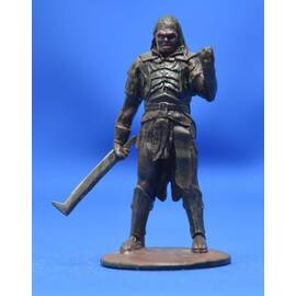 Lord of the rings Eaglemoss 073 Mauhur at Fangorn Forest-
