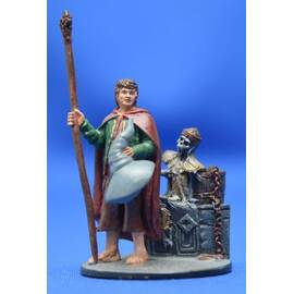 Lord of the rings Eaglemoss 074 Pippin in the Mines of Moria-