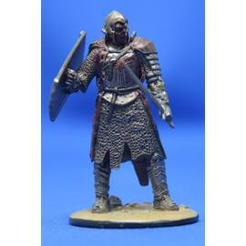 Lord of the rings Eaglemoss 075 Orc Warrior at Minas Tirith-