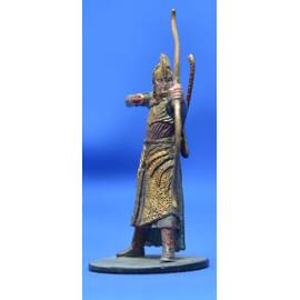 Lord of the rings Eaglemoss 076  Elven Archer at Helms Deep-