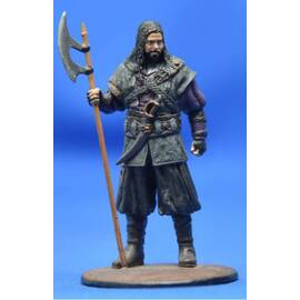 Lord of the rings Eaglemoss 077  Corsair of Umbar at the Anduin River-