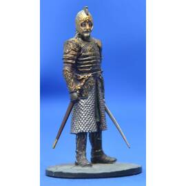 Lord of the rings Eaglemoss 080 King Theoden at Pelennor Fields-