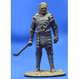 Lord of the rings Eaglemoss 081  Mordor Orc at the Pelennor Fields-