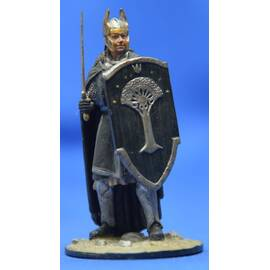 Lord of the rings Eaglemoss 084  Numenoreon Knight at the Dagorlad Plain-