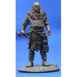 Lord of the rings Eaglemoss 085 Orc Brute at the Tower of Orthanc-