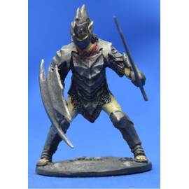 Lord of the rings Eaglemoss 091  Wall-Crawling Moria Orc in the Mines of Moria-