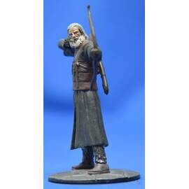 Lord of the rings Eaglemoss 092  Aldor at the Battle of Helm's Deep-