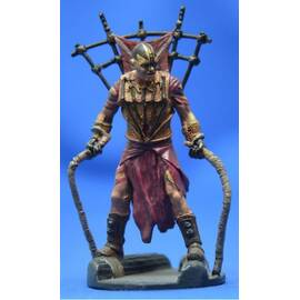 Lord of the rings Eaglemoss 093  Haradrim Master at the Pelennor Fields-