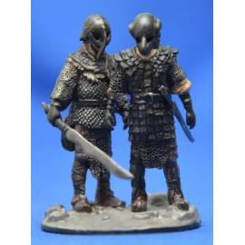 Lord of the rings Eaglemoss 098 Frodo & Sam in Mordor-