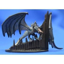 Lord of the rings Eaglemoss 118  Fell Beast at Minas Morgul-