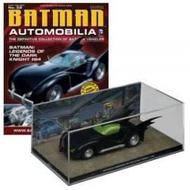Batman Automobilia Eaglemoss 32 Legends of the dark knight 64-