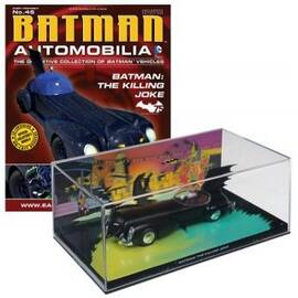 Batman Automobilia Eaglemoss 46 BATMAN: THE KILLING JOKE-